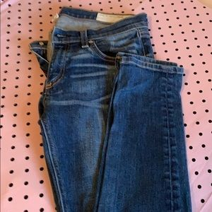 Women's rag and bone jeans